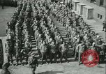 Image of Allied prisoners marched in Paris Paris France, 1944, second 7 stock footage video 65675021798