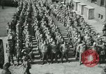 Image of Allied prisoners marched in Paris Paris France, 1944, second 8 stock footage video 65675021798