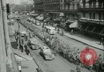 Image of Allied prisoners marched in Paris Paris France, 1944, second 3 stock footage video 65675021799