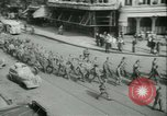 Image of Allied prisoners marched in Paris Paris France, 1944, second 5 stock footage video 65675021799
