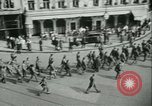 Image of Allied prisoners marched in Paris Paris France, 1944, second 6 stock footage video 65675021799