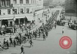 Image of Allied prisoners marched in Paris Paris France, 1944, second 7 stock footage video 65675021799