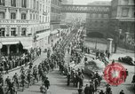 Image of Allied prisoners force marched in Paris Paris France, 1944, second 7 stock footage video 65675021800