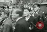 Image of Allied prisoners force marched in Paris Paris France, 1944, second 9 stock footage video 65675021800