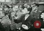 Image of Allied prisoners force marched in Paris Paris France, 1944, second 10 stock footage video 65675021800