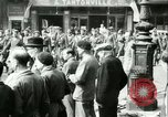 Image of Allied prisoners prisoners of war being moved through city streets Paris France, 1944, second 1 stock footage video 65675021801