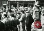Image of Allied prisoners prisoners of war being moved through city streets Paris France, 1944, second 2 stock footage video 65675021801