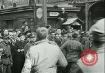 Image of Allied prisoners prisoners of war being moved through city streets Paris France, 1944, second 7 stock footage video 65675021801