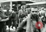 Image of Allied prisoners prisoners of war being moved through city streets Paris France, 1944, second 11 stock footage video 65675021801
