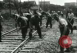 Image of German railroad France, 1940, second 4 stock footage video 65675021802