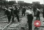 Image of German railroad France, 1940, second 5 stock footage video 65675021802
