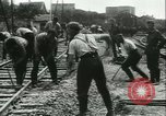 Image of German railroad France, 1940, second 6 stock footage video 65675021802