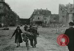 Image of German troops in Caen Caen France, 1944, second 12 stock footage video 65675021809
