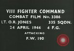 Image of VIII Fighter Command Germany, 1944, second 3 stock footage video 65675021830