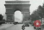 Image of Fall of Paris Paris France, 1940, second 12 stock footage video 65675021844