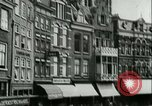 Image of World War II Utrecht Netherlands, 1940, second 10 stock footage video 65675021848