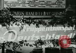 Image of German General Paris France, 1940, second 8 stock footage video 65675021849