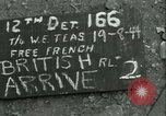 Image of French 2nd Armored Division Sees France, 1944, second 5 stock footage video 65675021854