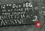 Image of French 2nd Armored Division Sees France, 1944, second 6 stock footage video 65675021854