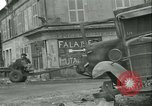 Image of French 2nd Armored Division Sees France, 1944, second 10 stock footage video 65675021854