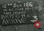 Image of French 2nd Armored Division Sees France, 1944, second 2 stock footage video 65675021855