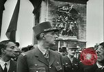 Image of Liberation of Paris Paris France, 1944, second 12 stock footage video 65675021865