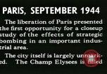 Image of Allied bombings Paris France, 1945, second 11 stock footage video 65675021871