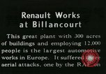 Image of Allied bombing Paris France, 1945, second 1 stock footage video 65675021874
