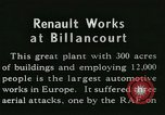 Image of Allied bombing Paris France, 1945, second 9 stock footage video 65675021874