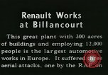 Image of Allied bombing Paris France, 1945, second 10 stock footage video 65675021874