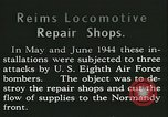 Image of Allied bombing Reims France, 1945, second 1 stock footage video 65675021878
