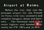 Image of Allied bombing Reims France, 1945, second 4 stock footage video 65675021879