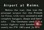 Image of Allied bombing Reims France, 1945, second 12 stock footage video 65675021879