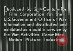 Image of Gas rationing United States USA, 1944, second 11 stock footage video 65675021885