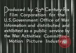 Image of Gas rationing United States USA, 1944, second 12 stock footage video 65675021885
