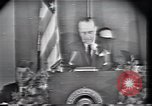 Image of Lyndon Johnson Fort Worth Texas USA, 1963, second 5 stock footage video 65675021902