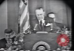 Image of Lyndon Johnson Fort Worth Texas USA, 1963, second 6 stock footage video 65675021902