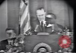 Image of Lyndon Johnson Fort Worth Texas USA, 1963, second 7 stock footage video 65675021902