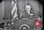 Image of Lyndon Johnson Fort Worth Texas USA, 1963, second 9 stock footage video 65675021902
