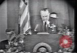 Image of Lyndon Johnson Fort Worth Texas USA, 1963, second 12 stock footage video 65675021902