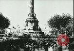 Image of Columbus Monument Barcelona Spain, 1944, second 2 stock footage video 65675021919
