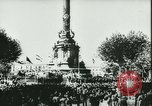 Image of Columbus Monument Barcelona Spain, 1944, second 3 stock footage video 65675021919