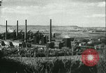 Image of steel mill Germany, 1940, second 9 stock footage video 65675021929
