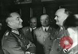 Image of Field marshal Walther von Brauchitsch Germany, 1940, second 11 stock footage video 65675021930