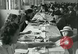 Image of food ration stamps France, 1940, second 12 stock footage video 65675021932