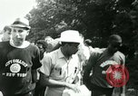 Image of James Meredith and his March Against Fear Mississippi United States USA, 1966, second 4 stock footage video 65675021951