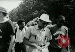 Image of James Meredith and his March Against Fear Mississippi United States USA, 1966, second 6 stock footage video 65675021951