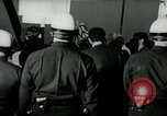 Image of anti-Vietnam War demonstration Los Angeles California USA, 1966, second 12 stock footage video 65675021954