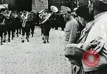 Image of military ceremony Paris France, 1918, second 2 stock footage video 65675021957