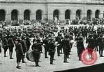 Image of military ceremony Paris France, 1918, second 10 stock footage video 65675021957